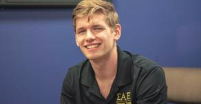 People of UT Tyler: Joseph Hudson