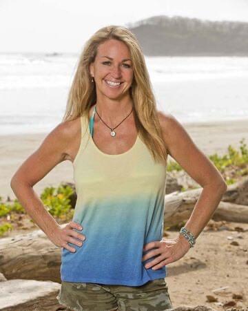 """Former """"Survivor"""" contestant Missy Payne"""