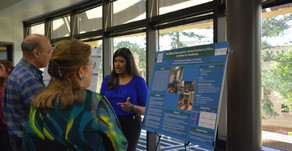 Students experience interdisciplinary research at Lyceum
