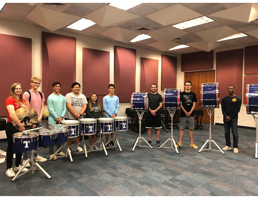 Patriot Drumline