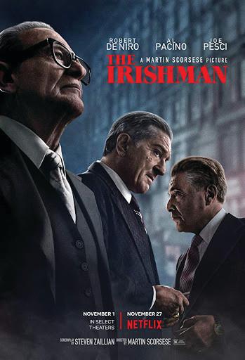"Image of Netflix's ""The Irishman"" courtesy of IMDb"