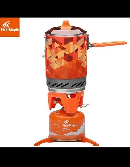Туристическая печь Fire Maple
