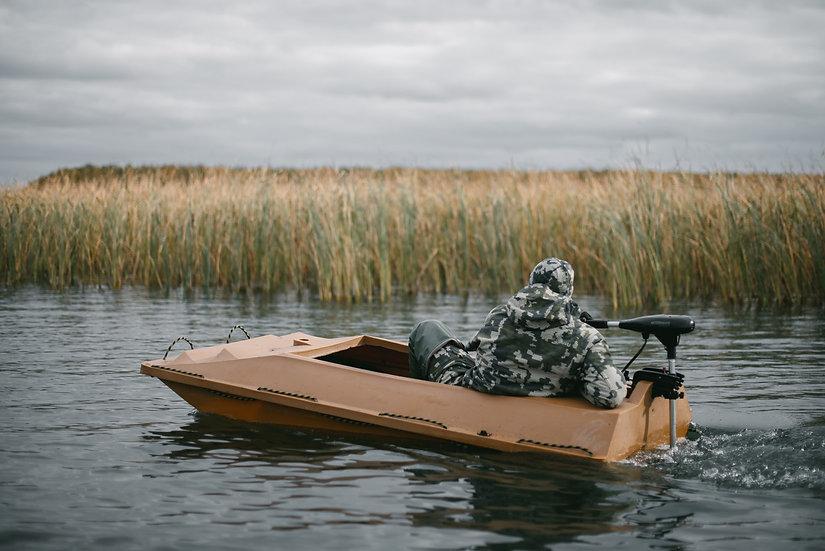 Лодка-скрадок Hummer