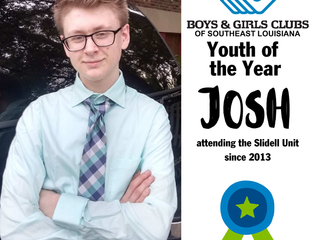 Youth of the Year!