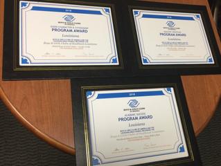 Boys & Girls Clubs of Southeast Louisiana receives multiple awards at BGCA Area Council meeting