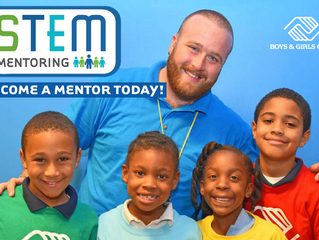 Boys & Girls Clubs Recruiting Mentors for STEM Mentoring Program!