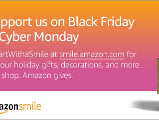 Shop Black Friday and Cyber Monday      at Smile.Amazon.com and support      Boys & Girls Clubs