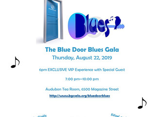 Blue Door Blues Gala Tickets Now Available