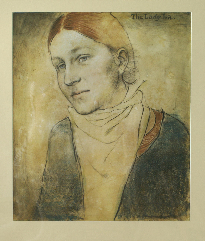 The lady Ira