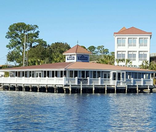 WaterVue waterfront venue