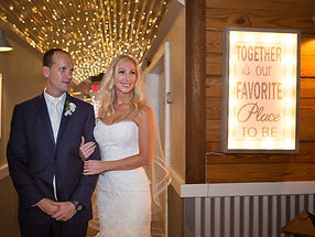 The ceremony can always be moved indoors.