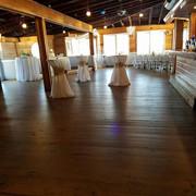 completely open floorplan