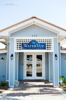 WaterVue entrance