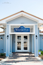 WaterVue entrance