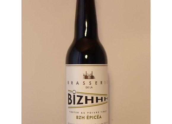Bière Bizhh porter Timut 33cl