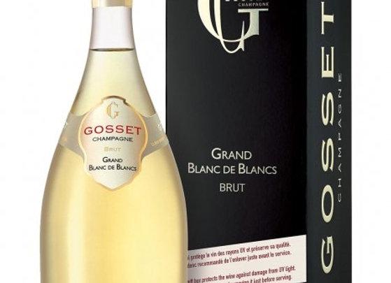 """AOP Champagne Gosset """"Blanc de Blanc"""""""