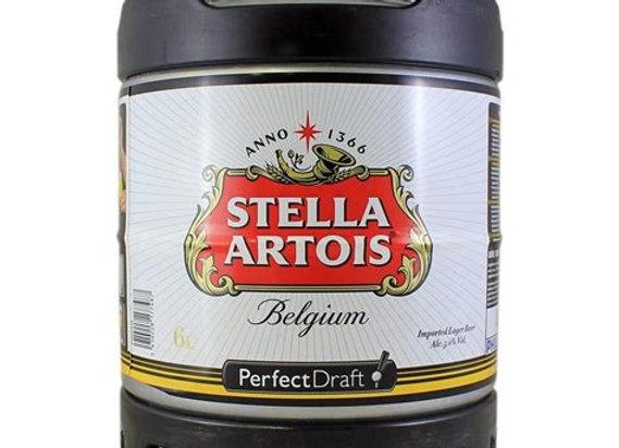 Stella Artois 6L
