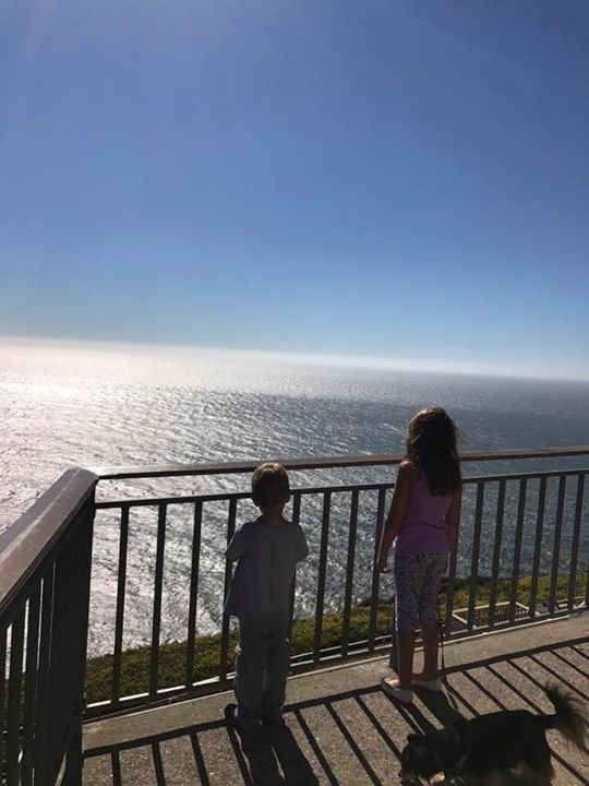Loving out over the Pacific @ Cape Perpetua, OR USA