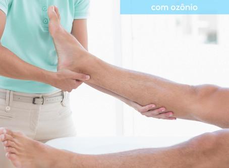 Ozonioterapia tem sucesso no tratamento dos indesejados vasinhos