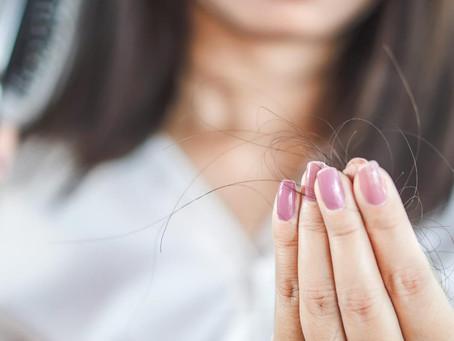 Ozonioterapia contra queda de cabelo