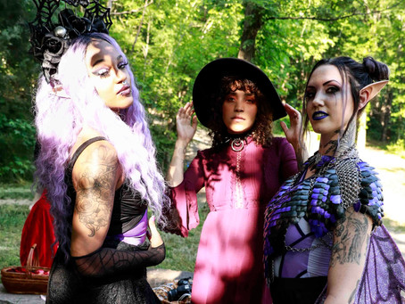 Fairies, Elves, Witches and Mermaids