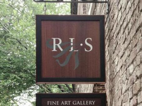 My Artist in Residency at RLS Gallery