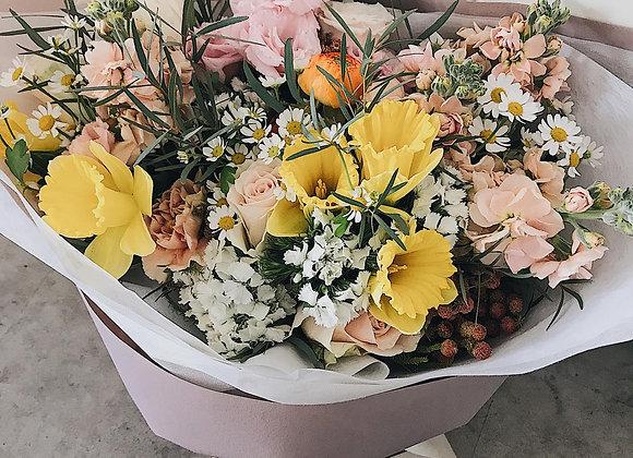Warm & Fuzzy Bouquet