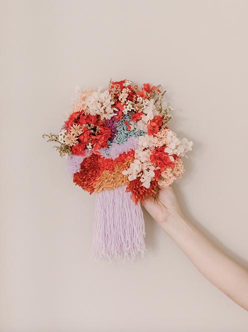 Abundance (Yarn + Flowers Canvas)