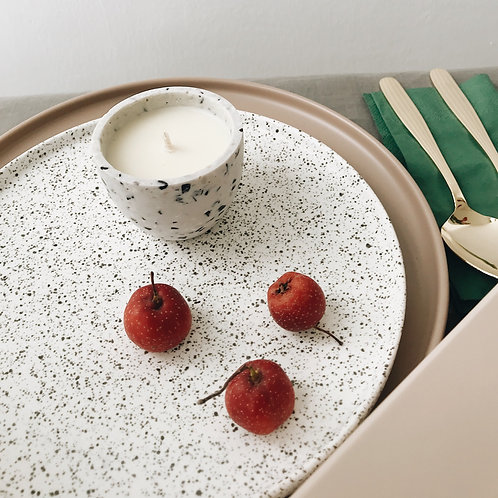 Terrazzo Soy Candle