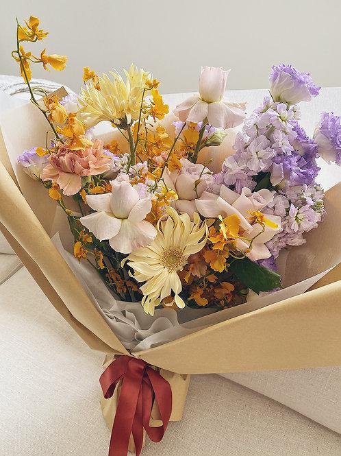 Le Lilac Bouquet