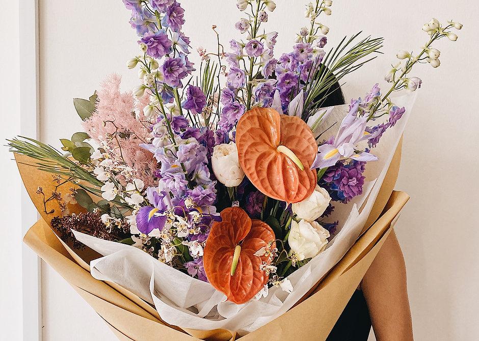 Omakase Bespoke Flowers