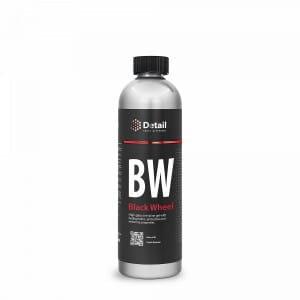 Grass Detail BW Black Wheel - żelowy dressing do opon, wysoki połysk - 500ml