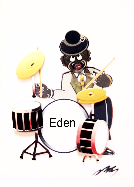 Eden Percussionist