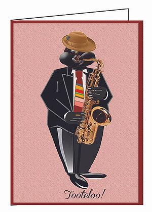 Razzy Saxophone /Tootleloo