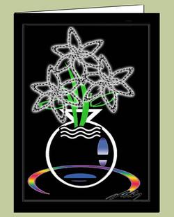 Star Glow Card