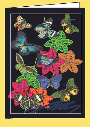 Floral Designs Valentine Cards