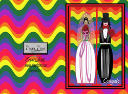 Same-Sex Brides Card