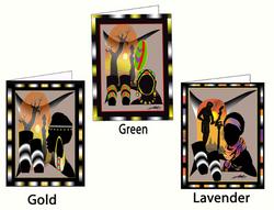 Ebony Cards