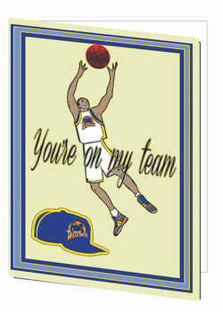 You're on my Team- GS Warriors