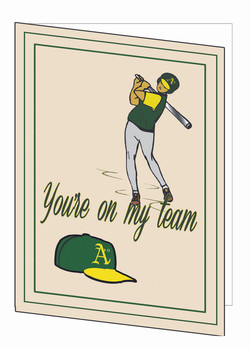 A's-You're on my Team