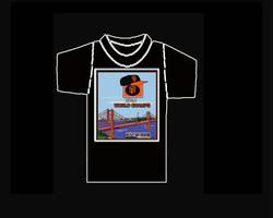 SF Giants World Champs T-Shirt