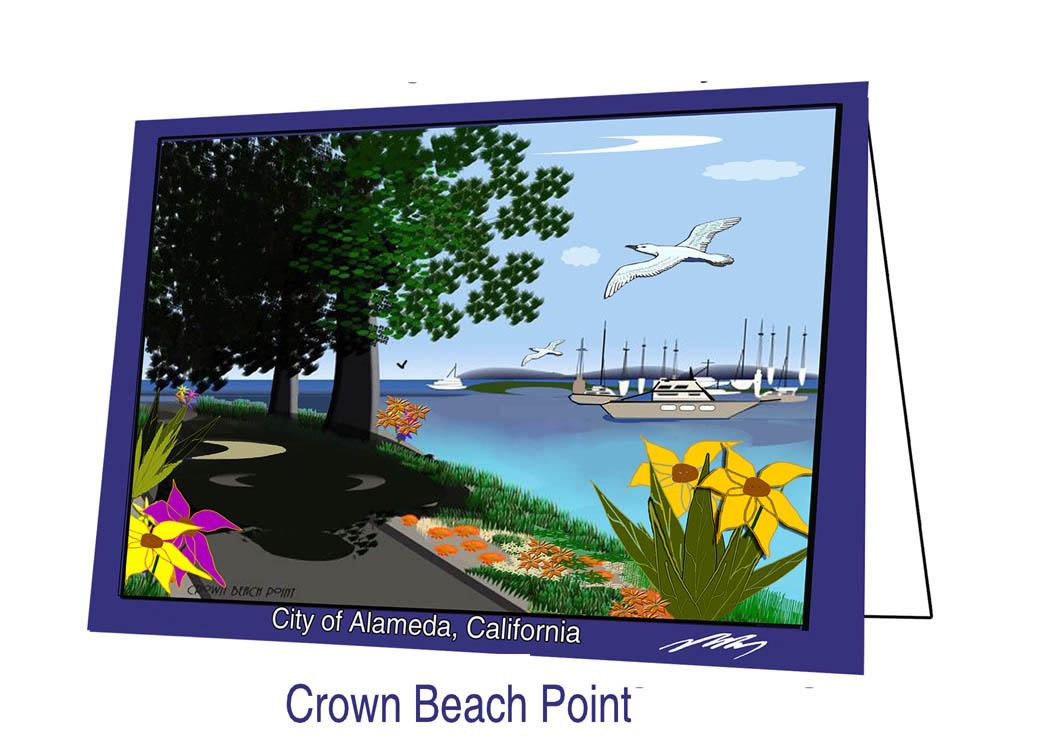 Crown Beach Point