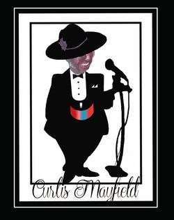 R&B Artist-Curtis Mayfield