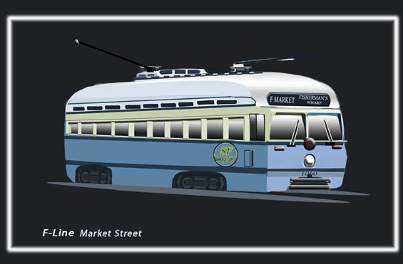 F-Line Market Street