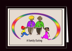 A Gay Family Outting