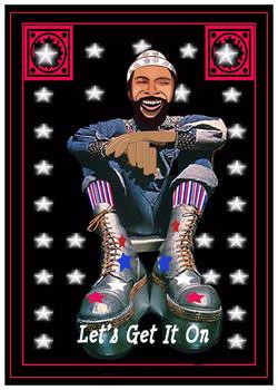 Lets Get it On-Marvin Gaye