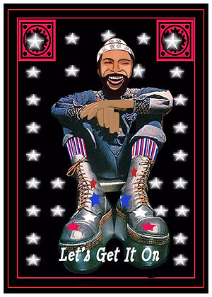 Let's Get It On with /Marvin Gaye