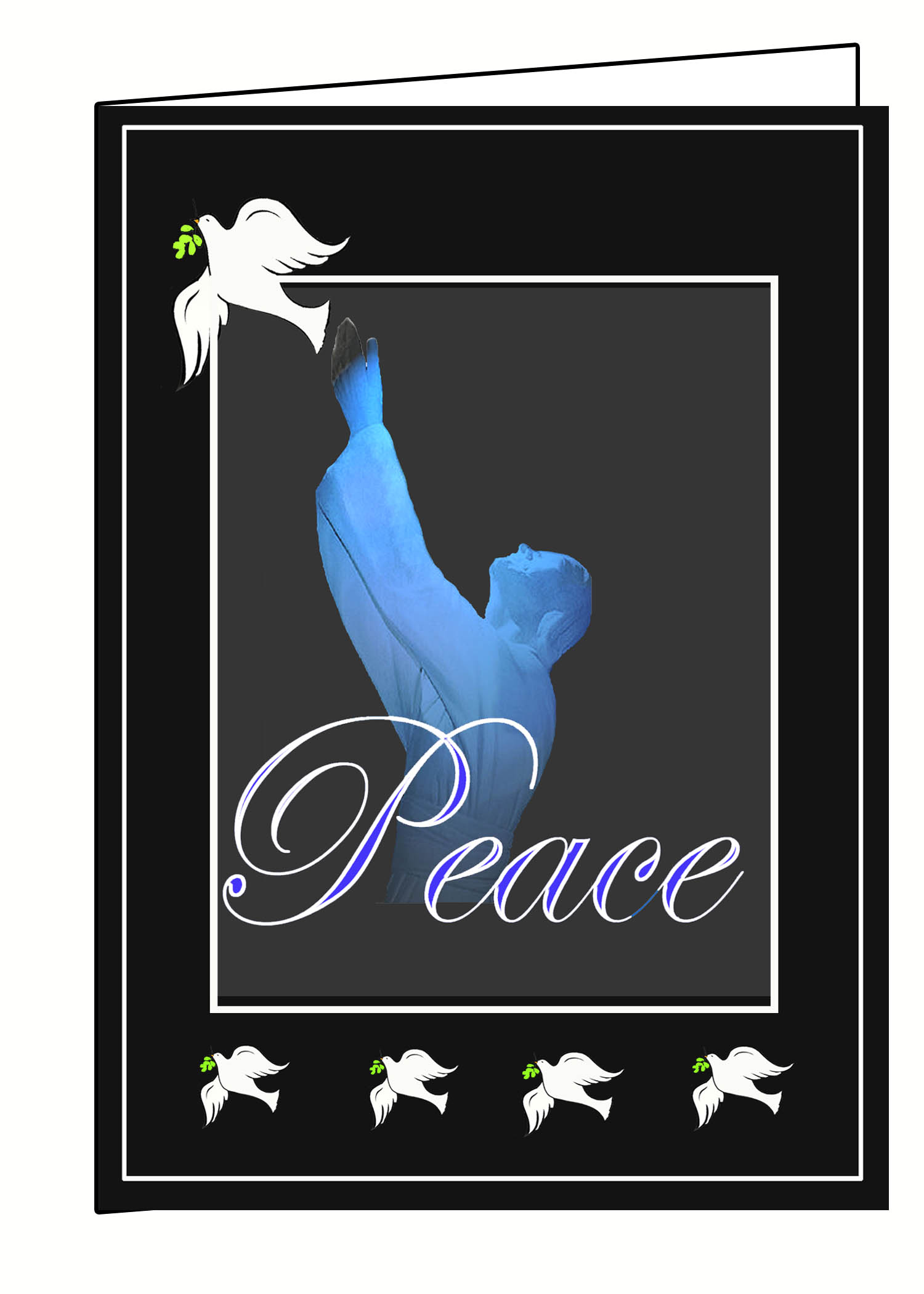 New Peace Card