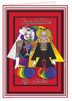 Congrat Sisters Card