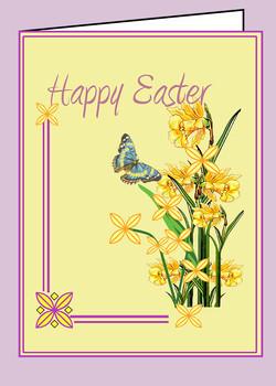 Easter Floral Design